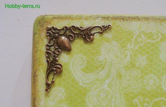 Ideya dekorirovaniya razdelochnoy doski «Vishnevoye pirozhnoye»-21