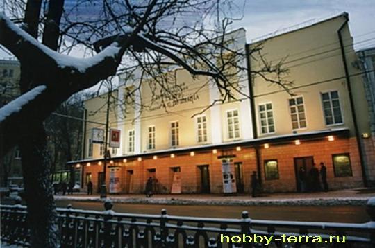 Театр им.Пушкина