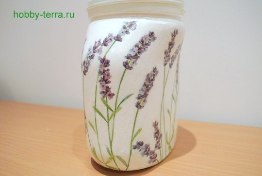 14-Ideya oformleniya ofisnoy sakharnitsy «Buketik lavandy»