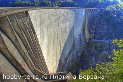 Плотина Верзача