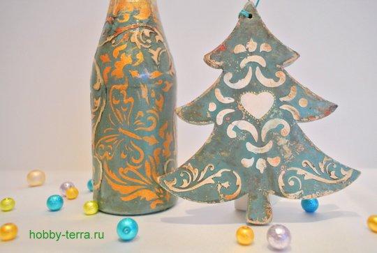 28-2014-12-15_Ideya dekorirovaniya butylki shampanskogo v stile vintazh
