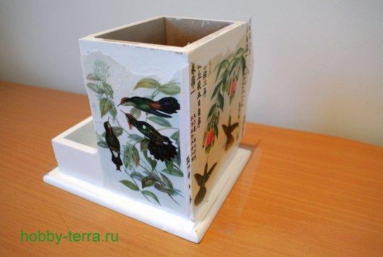 11-2015-01-26_Ideya dekorirovaniya stakana dlya kantselyarii v kitayskom stile