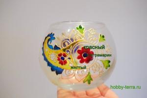 12-Podsvechnik-vaza v vitrazhnoy tekhnike