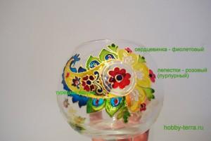 16-Podsvechnik-vaza v vitrazhnoy tekhnike