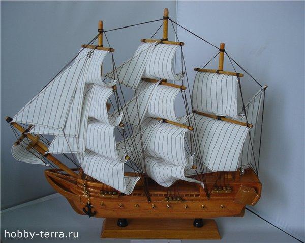 Самодельный модели кораблей