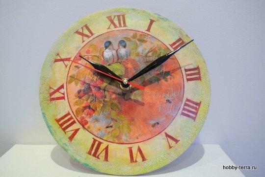 16-2015-07-06_Идея декорирования часов Птичьи трели