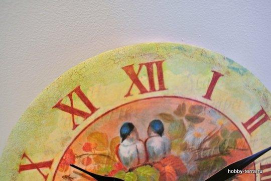 17-2015-07-06_Идея декорирования часов Птичьи трели