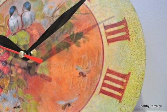 18-2015-07-06_Идея декорирования часов Птичьи трели