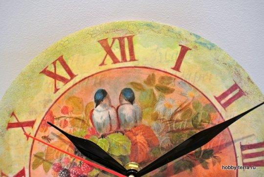 19-2015-07-06_Идея декорирования часов Птичьи трели