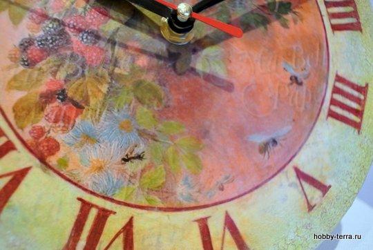 20-2015-07-06_Идея декорирования часов Птичьи трели