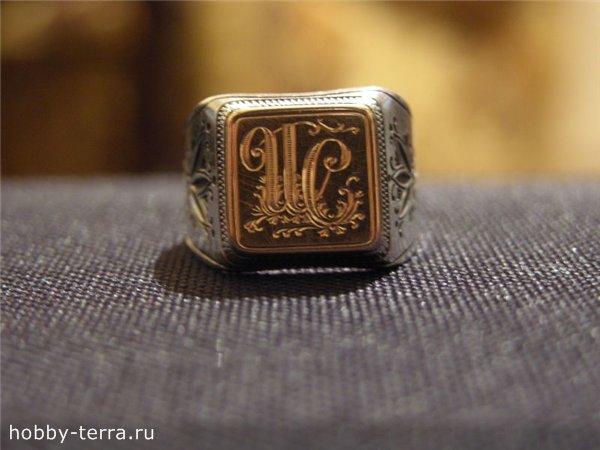 кольца талисманы