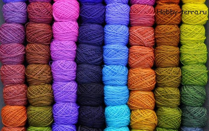 Производство пряжи для вязания в россии 45