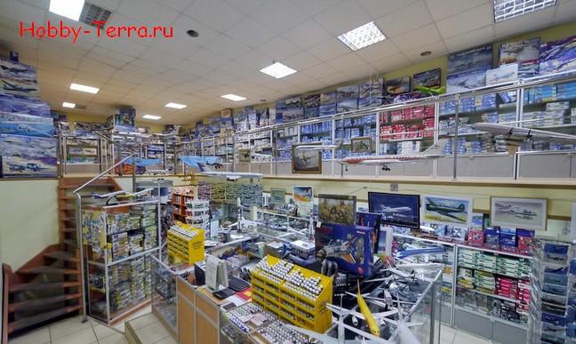Адреса лучших магазинов для хобби Санкт-Петербурга