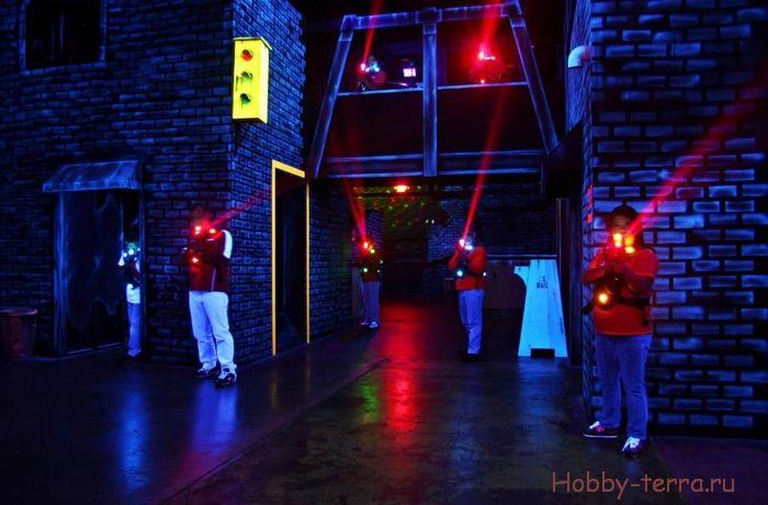 Что такое лазертаг? Принципы и особенности игры